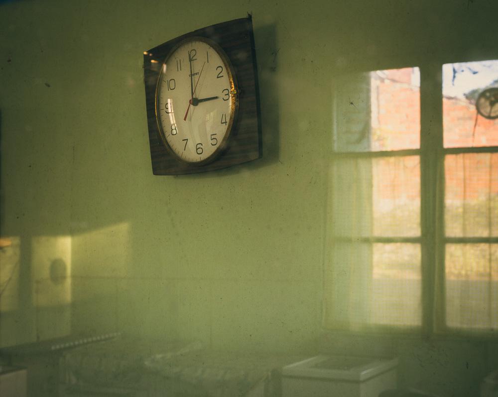 Lieux abandonnés - la maison de Daniel - Pendule Trophy