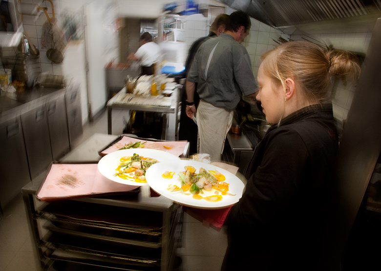 Projet 26 - Cuisine - Restaurant gastronomique : la maison d'à côté
