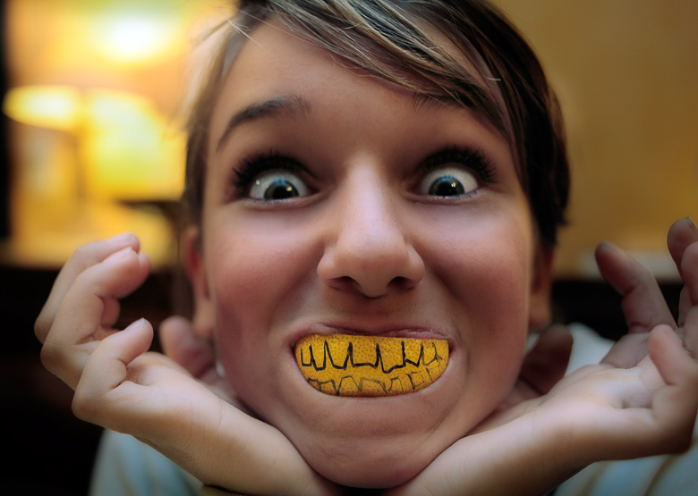 Projet 26 - Gens - Le rire jaune