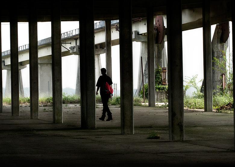Projet 26 - Temps libre - Découvrir un lieu abandonné, la plateforme de l'Aérotrain à Chevilly