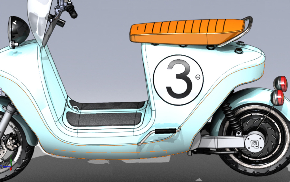 Waarmakers - Biosbased Electric Scooter Design Process CAD Model 2.jpg