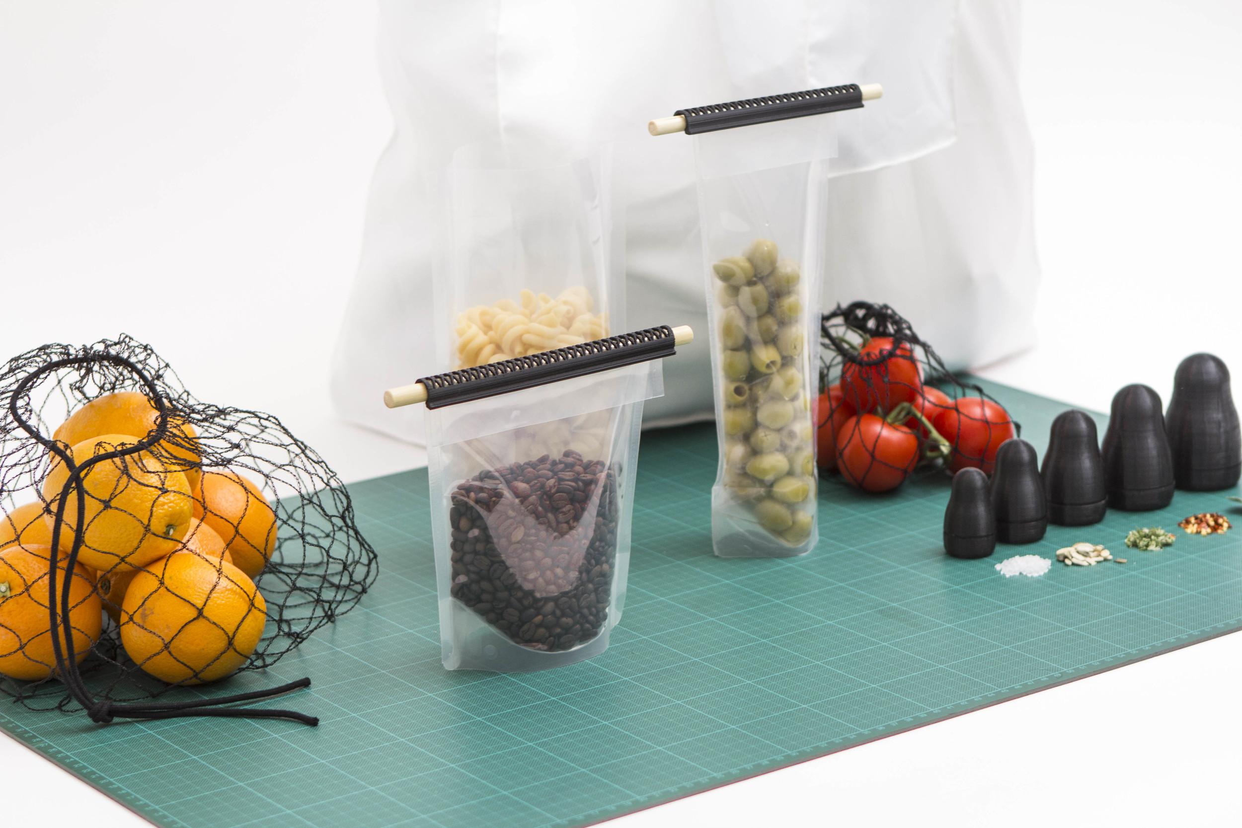 BULK - enabling packageless grocery shopping