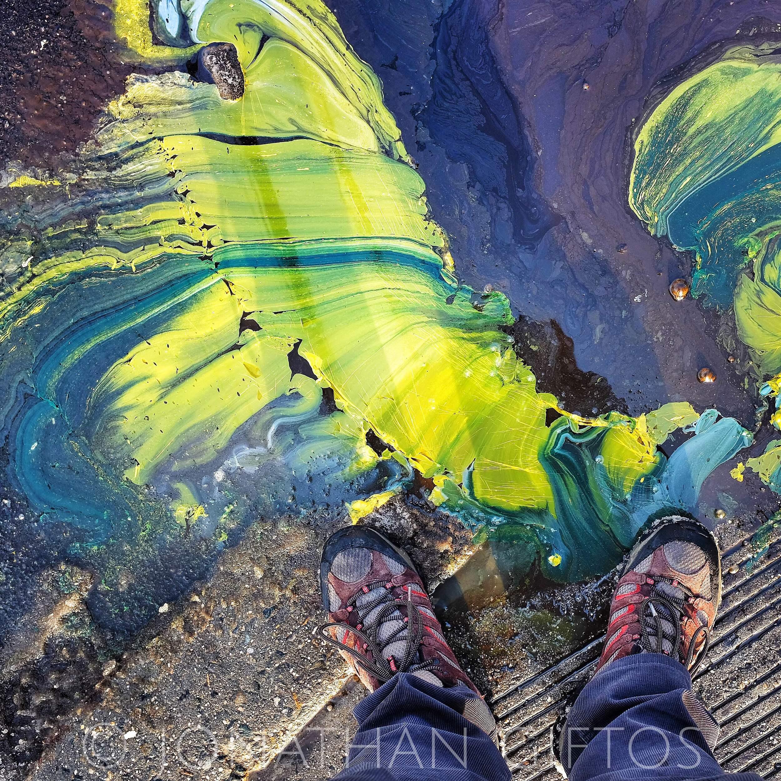 Spilt Paint (2015)