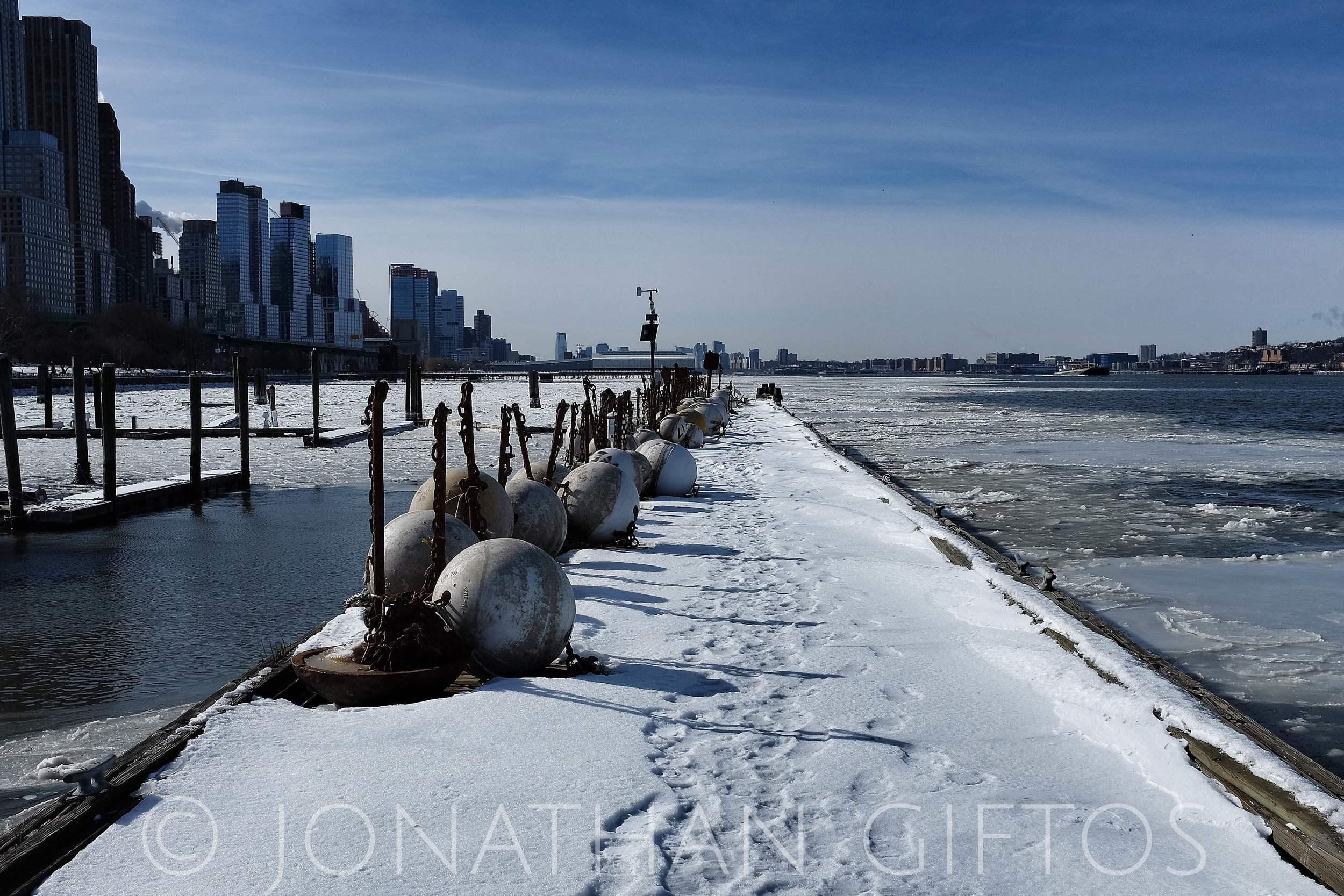 Hudson River Chill (2015)
