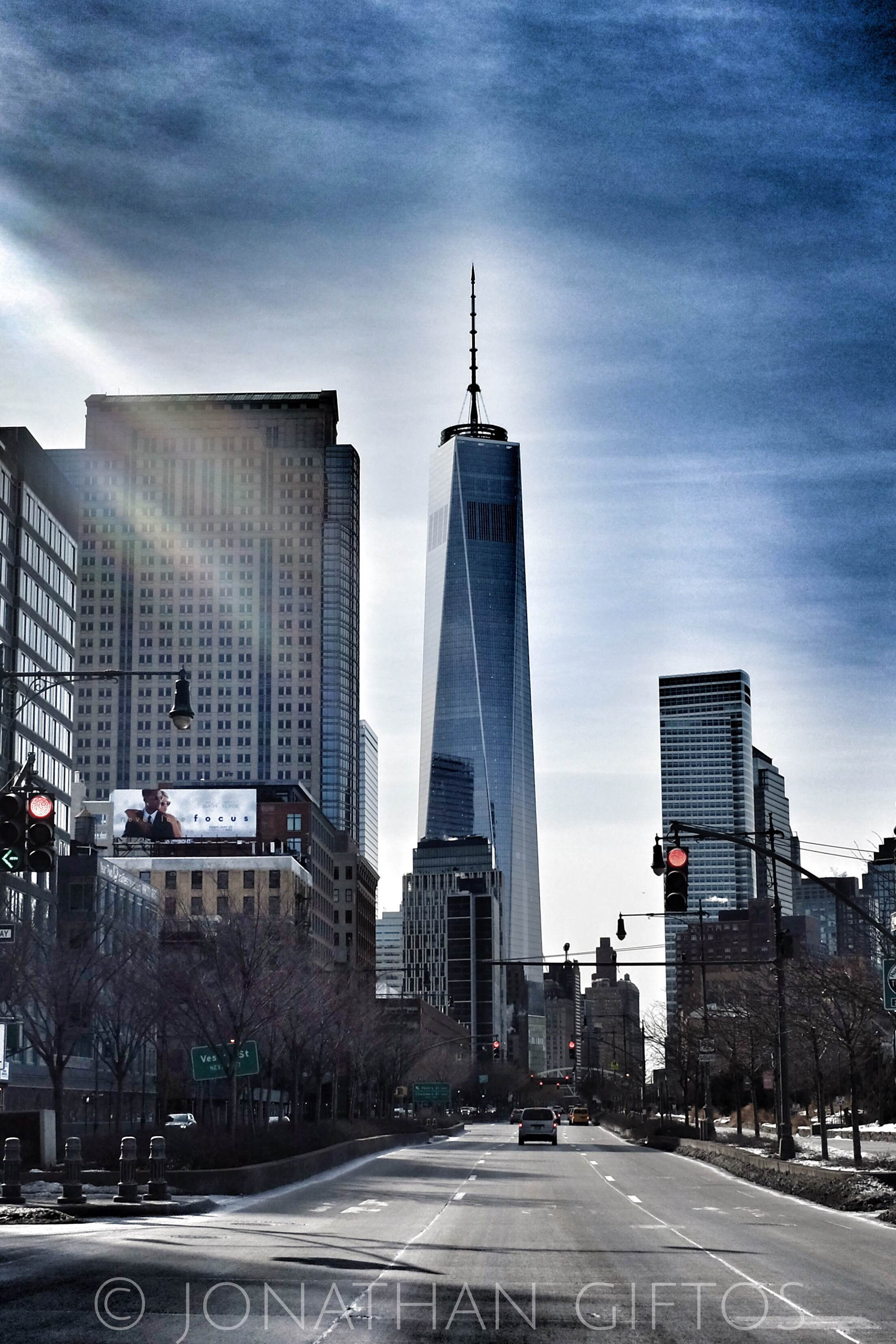 Sunbeam on One World Trade (2015)