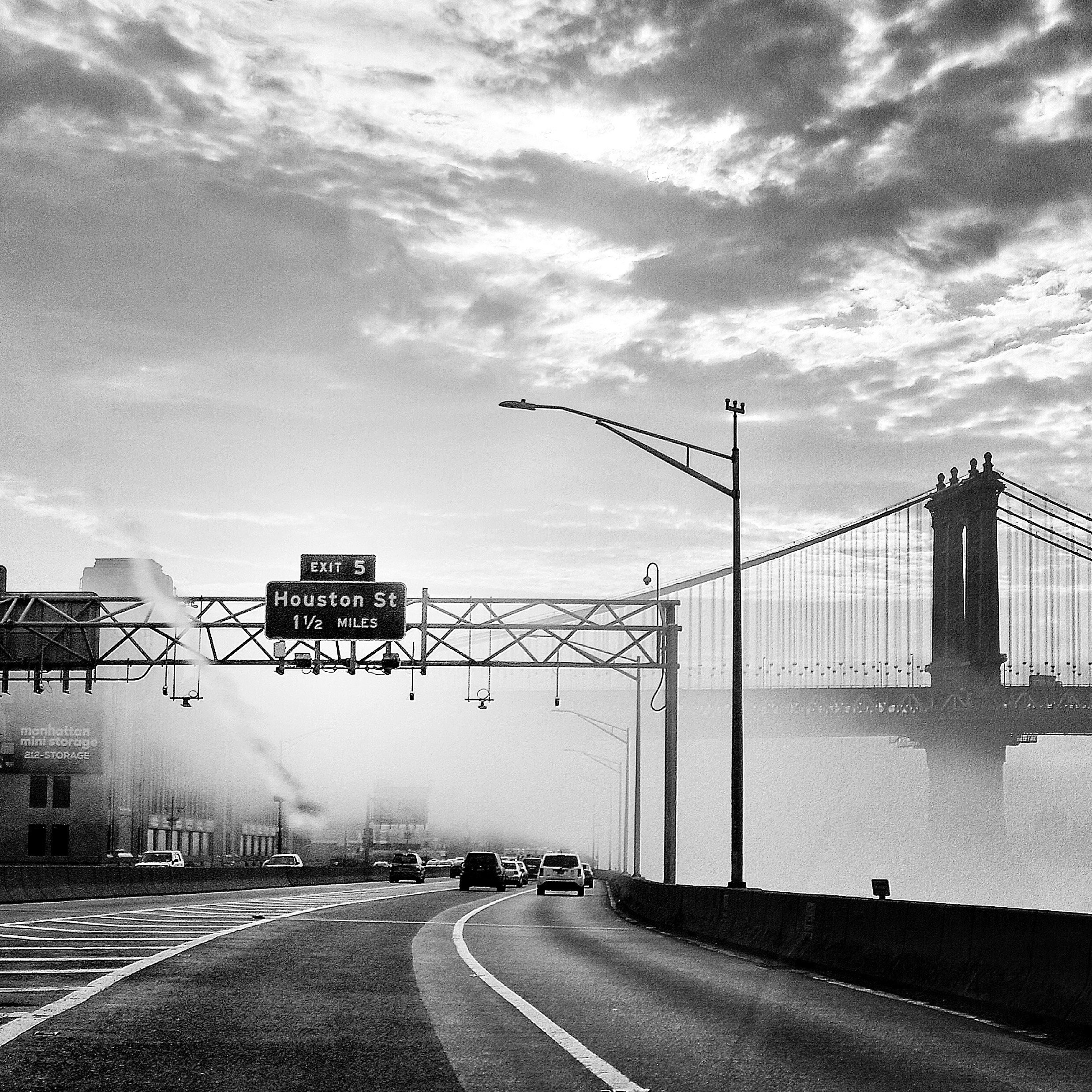 East River Fog (2015)