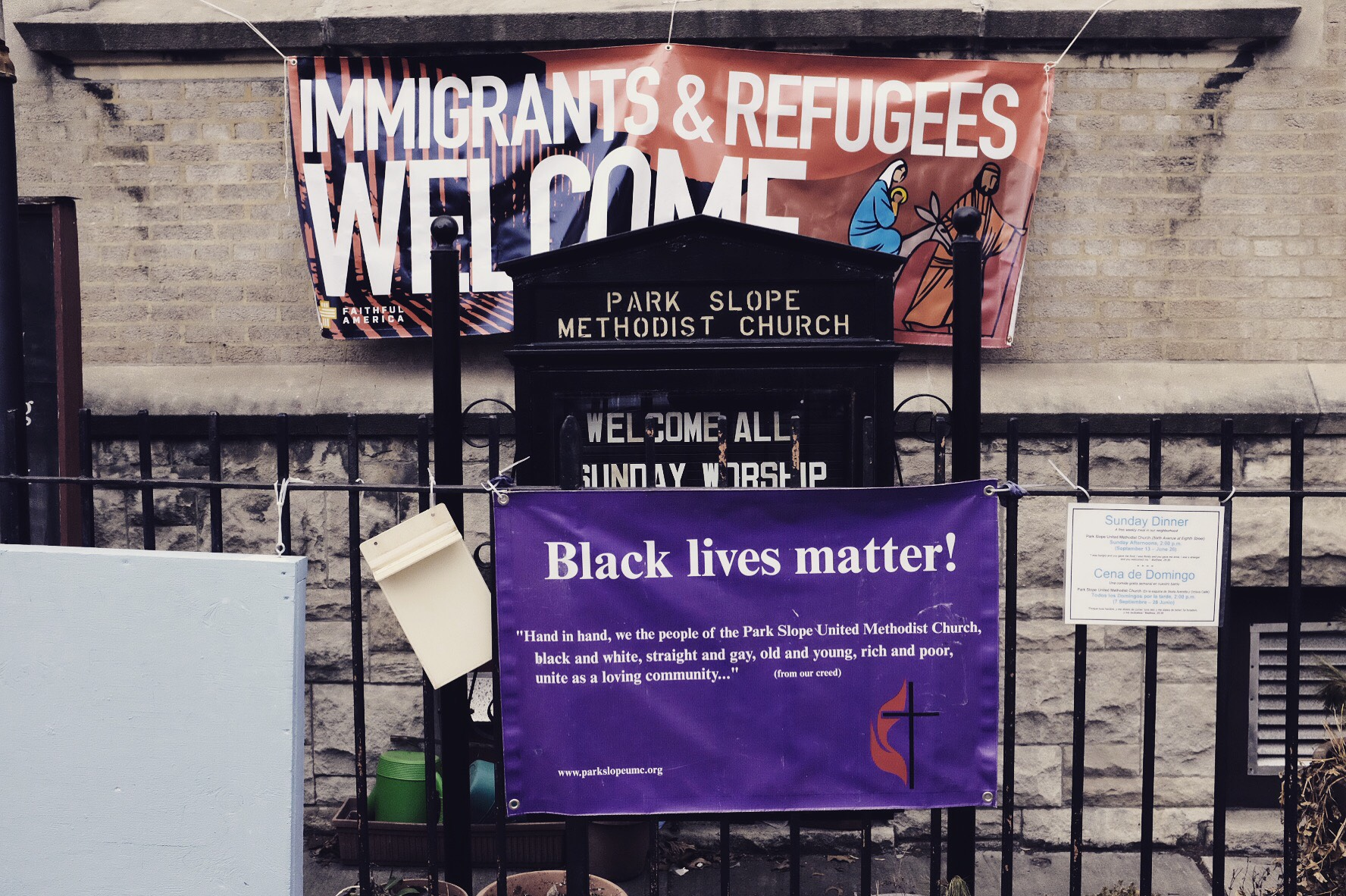 Park Slope Solidarity: February 4th, 2017