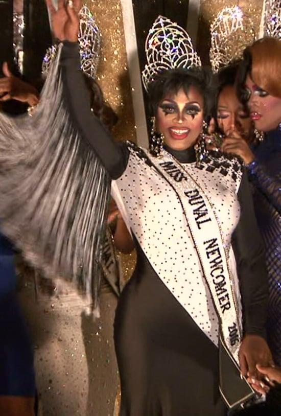 "2016 Miss Dumarr Newcomer - Melissa ""Plastic' hilton"