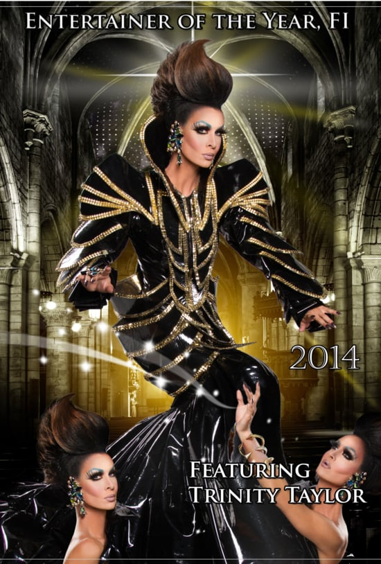 2014 entertainer of the year, fi - tRINITY TAYLOR (PRELIM AND FINALS)