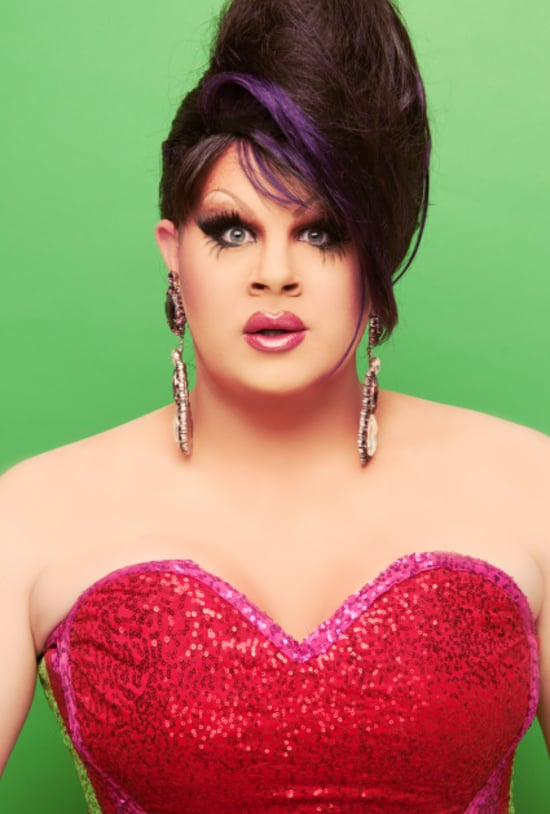 2008 entertainer of the year, fi (prelim and finals night) - nina west