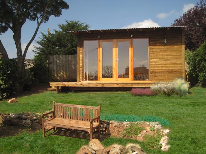 Garden Room - Addition+ completed summer 2015