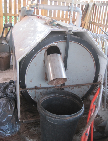 The digester
