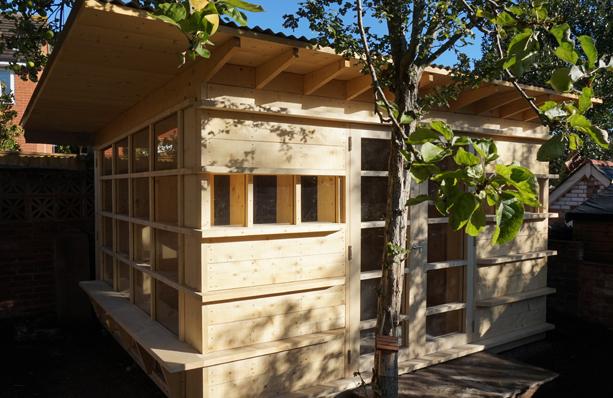 Garden Room - ...make a creative space