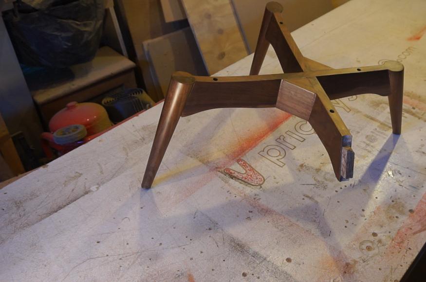 Chair ready for repair