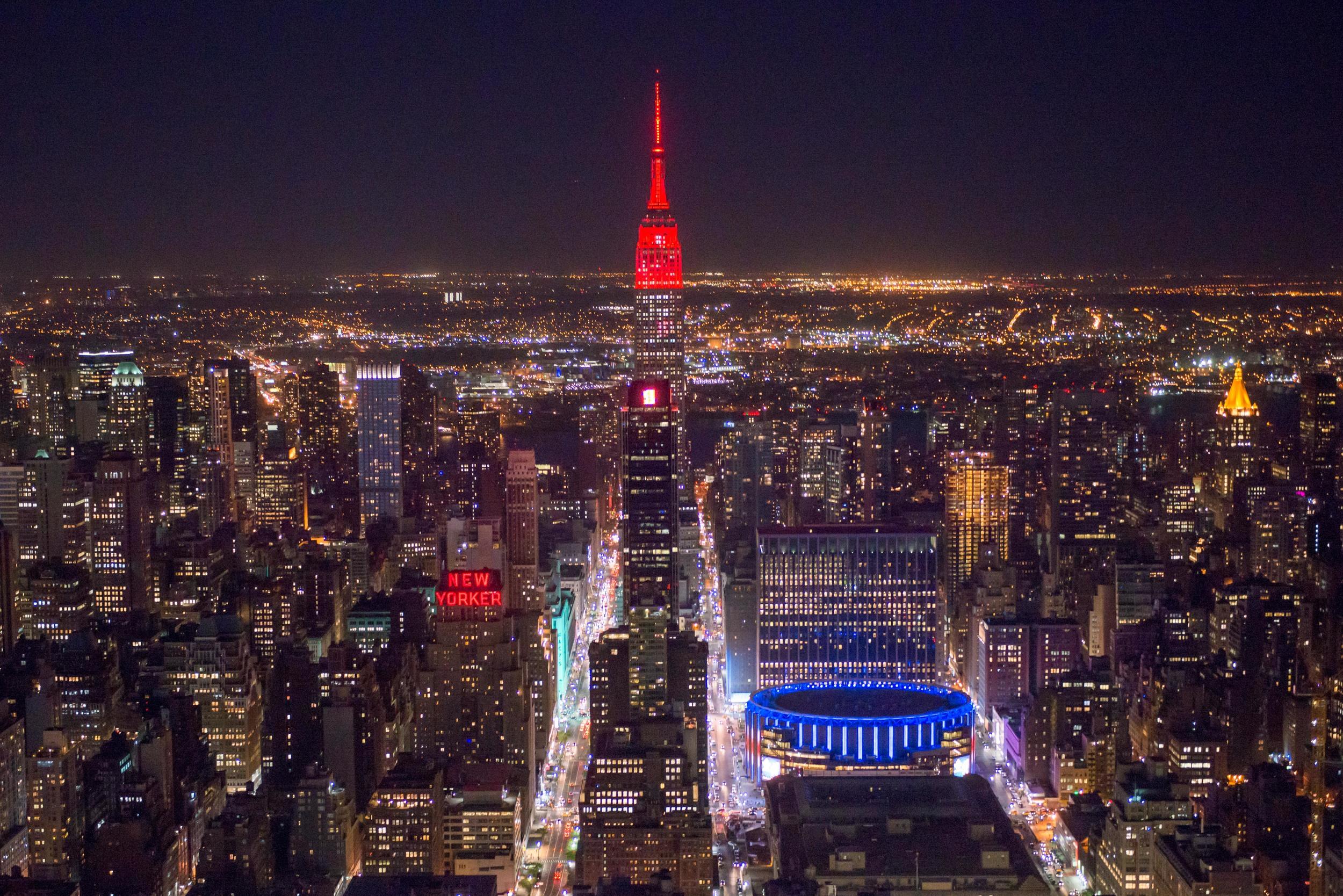 Light Up NY