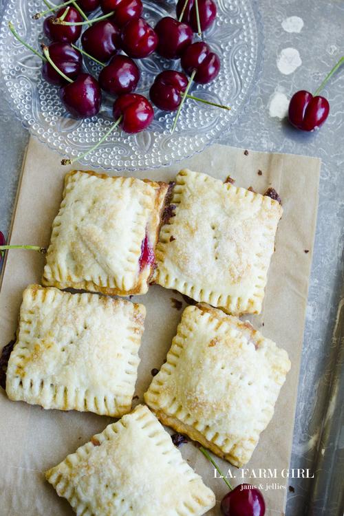 Anytime Cherry Pop Tarts - BUY NOW | COGNAC & VANILLA CHERRY