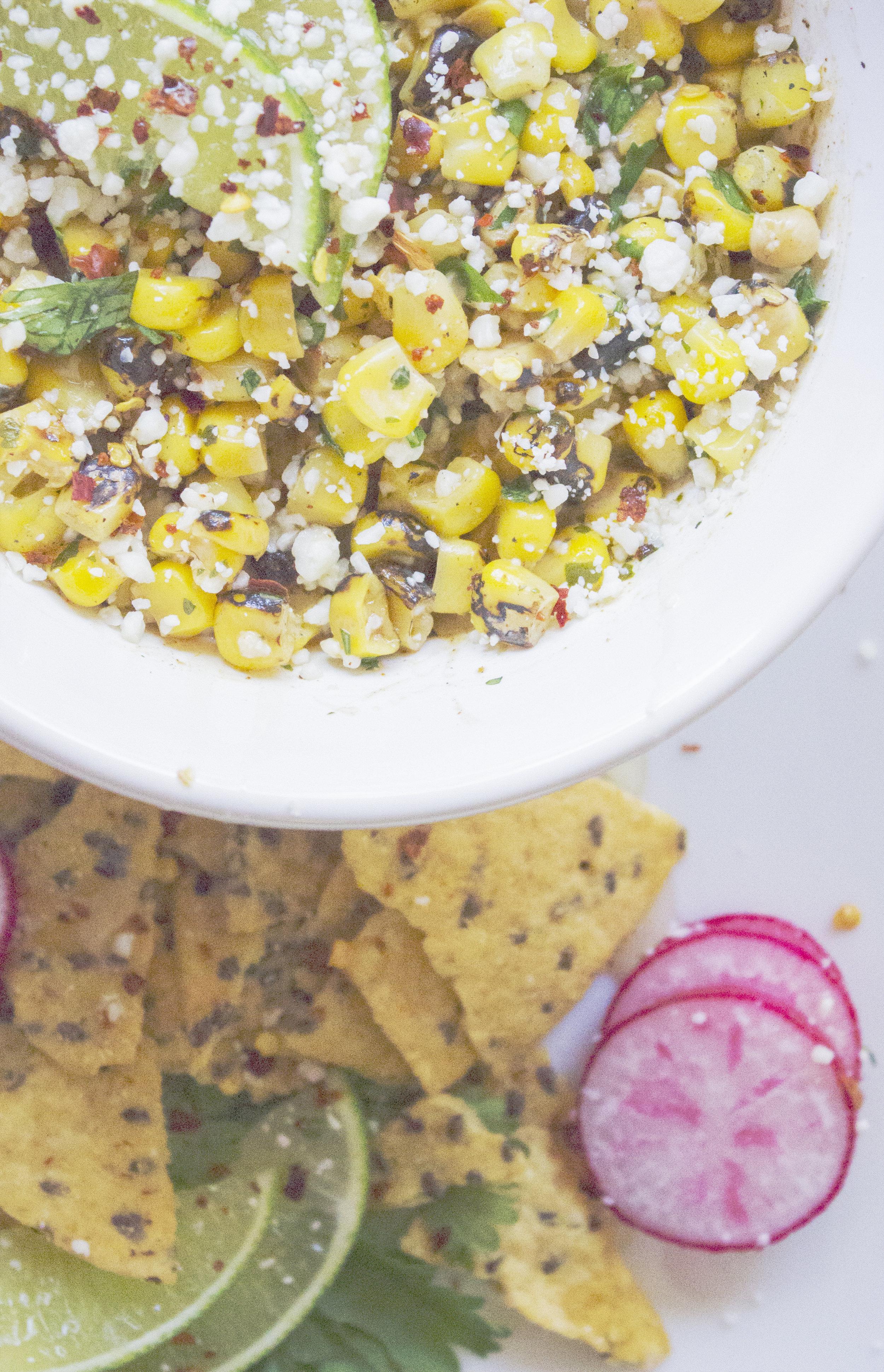 Mexican Street Corn Niblets - BUY NOW | HABANERO HONEY