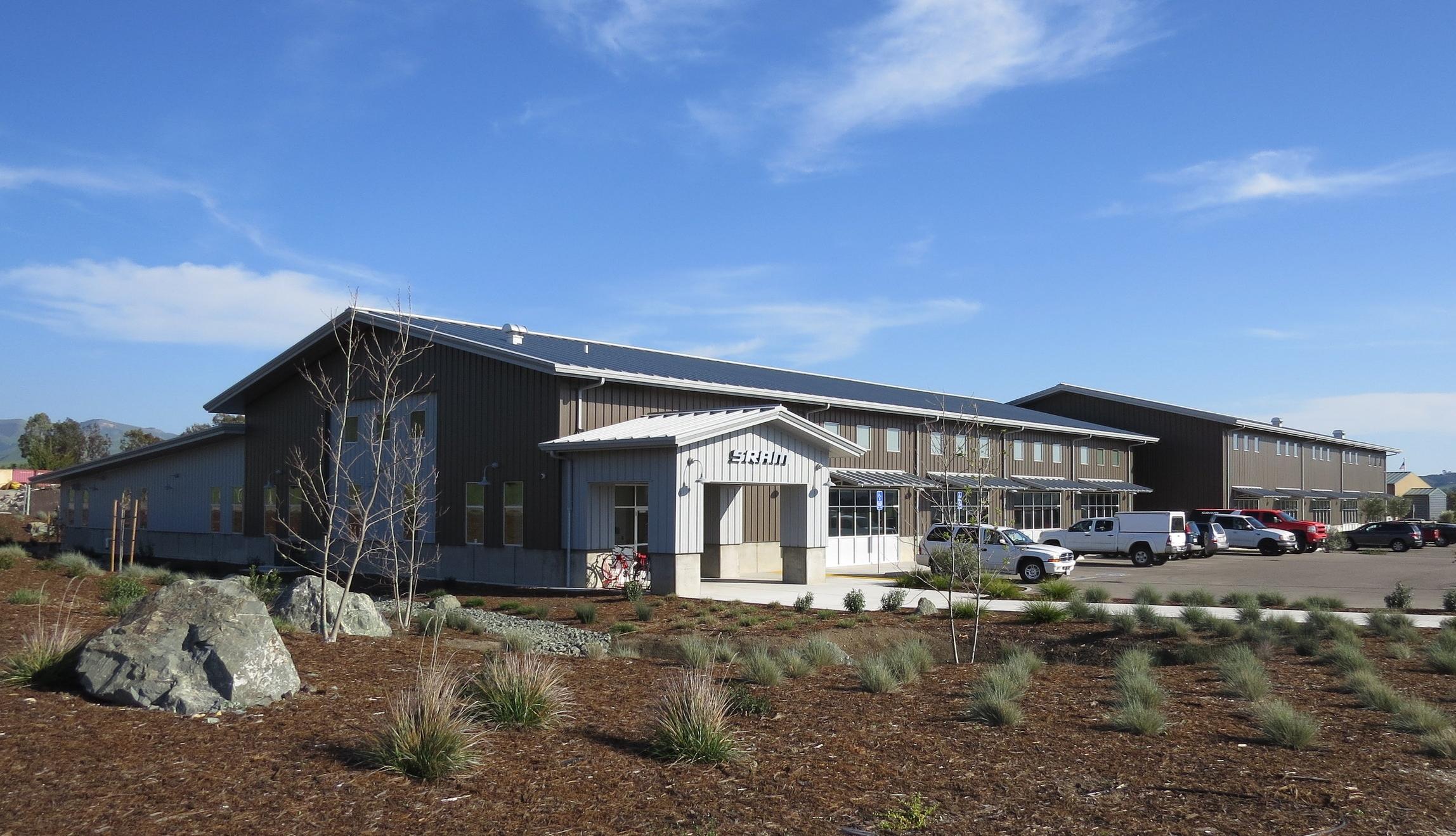 New Commercial Building in San Luis Obispo, CA.