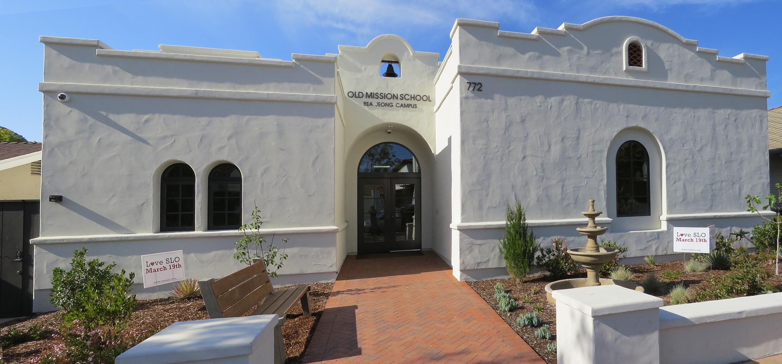 New Educational Building in San Luis Obispo, Ca.