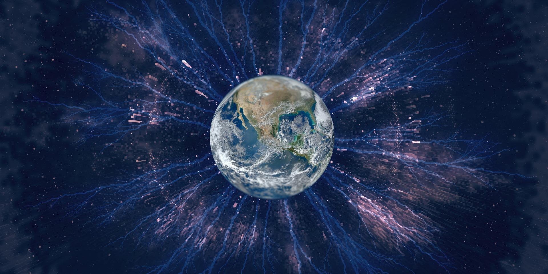 Emergindo o Planeta de Amor, com reconciliação.