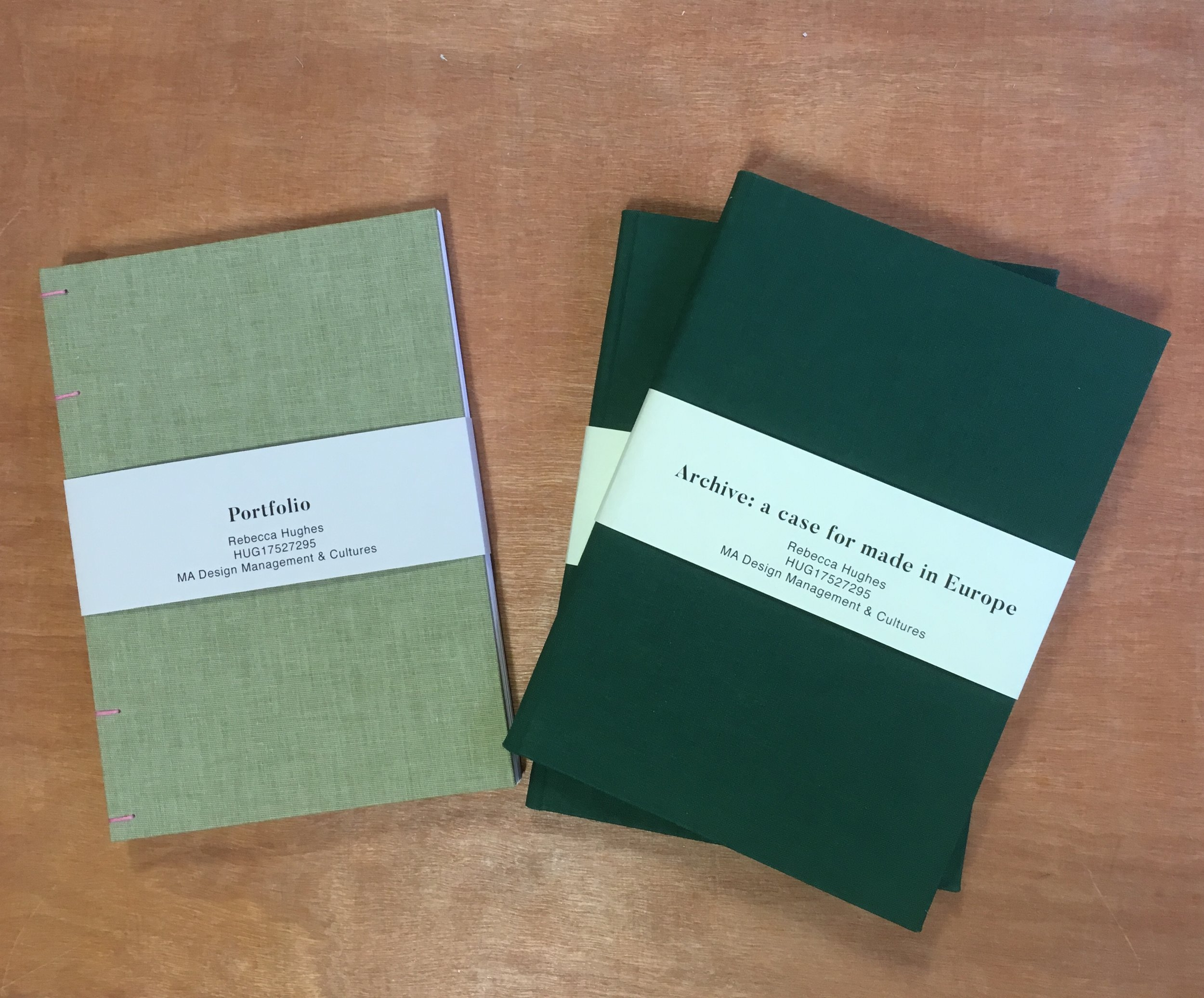 bespoke hard cover books