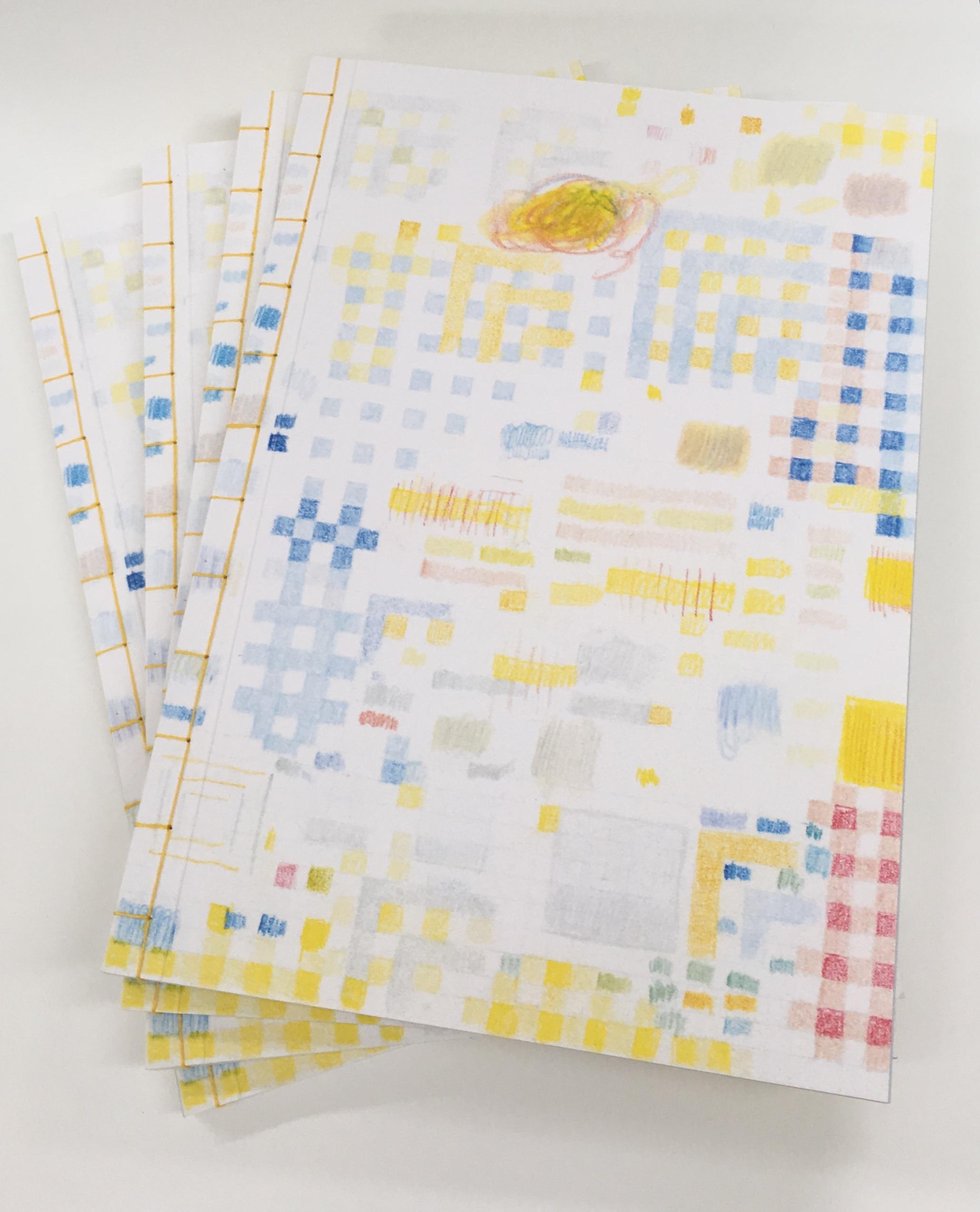 Bespoke Japanese binding