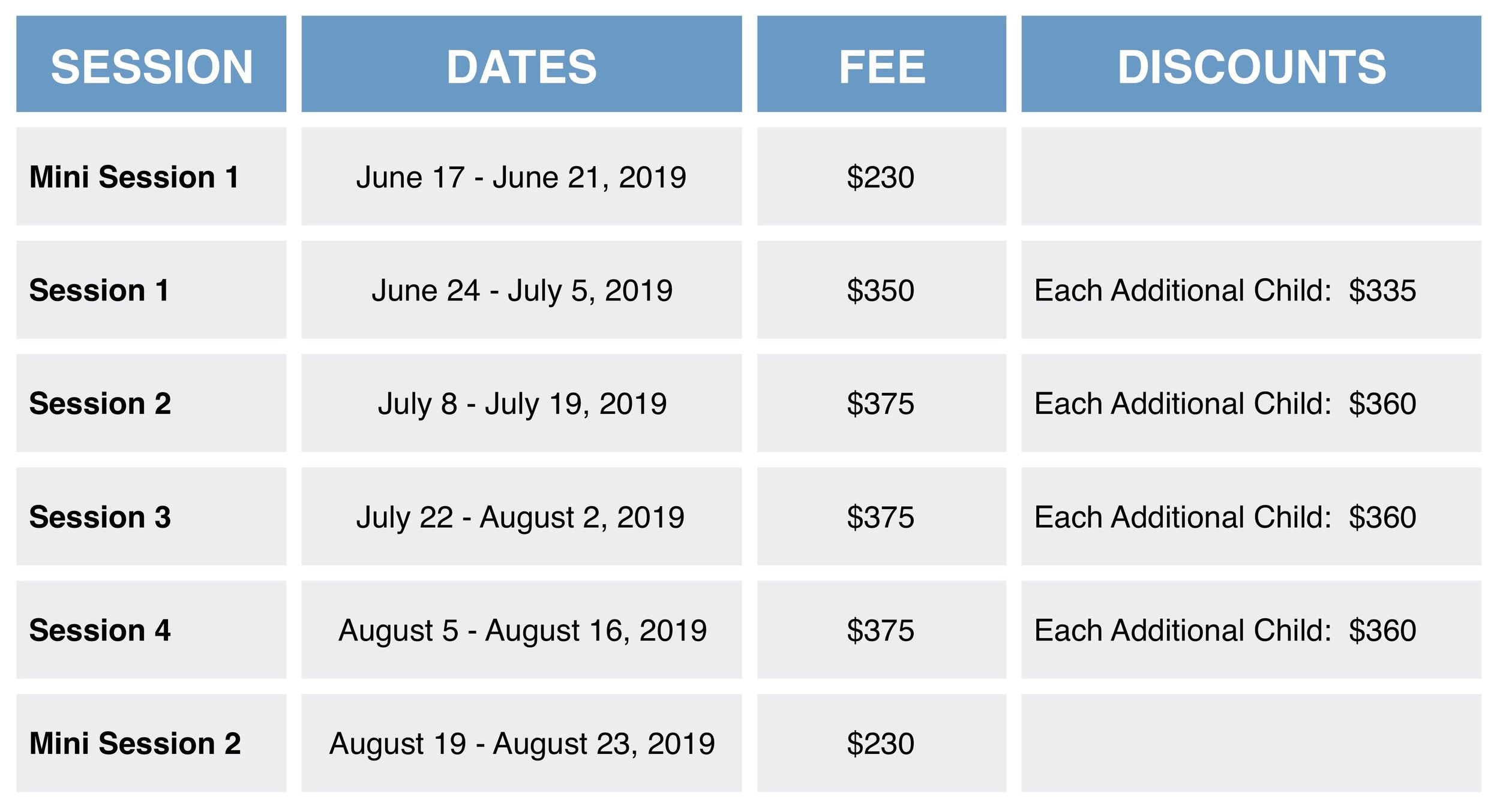 2019 Day Camp Dates and Pricing Chart.jpg