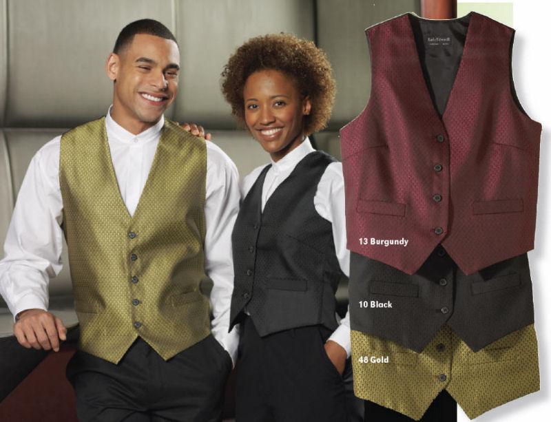 Employee UniformVests