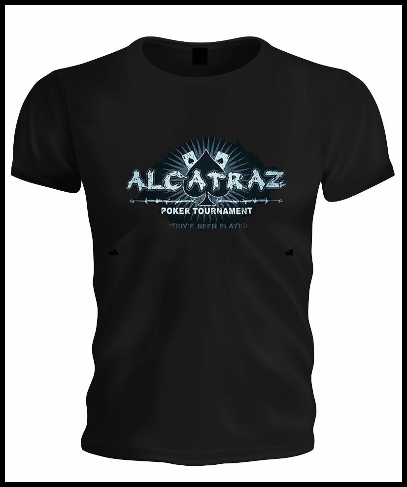 Poker Tournament Shirts