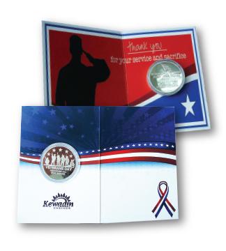 Veterans Day Coin