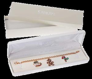 3. holiday charm bracelet