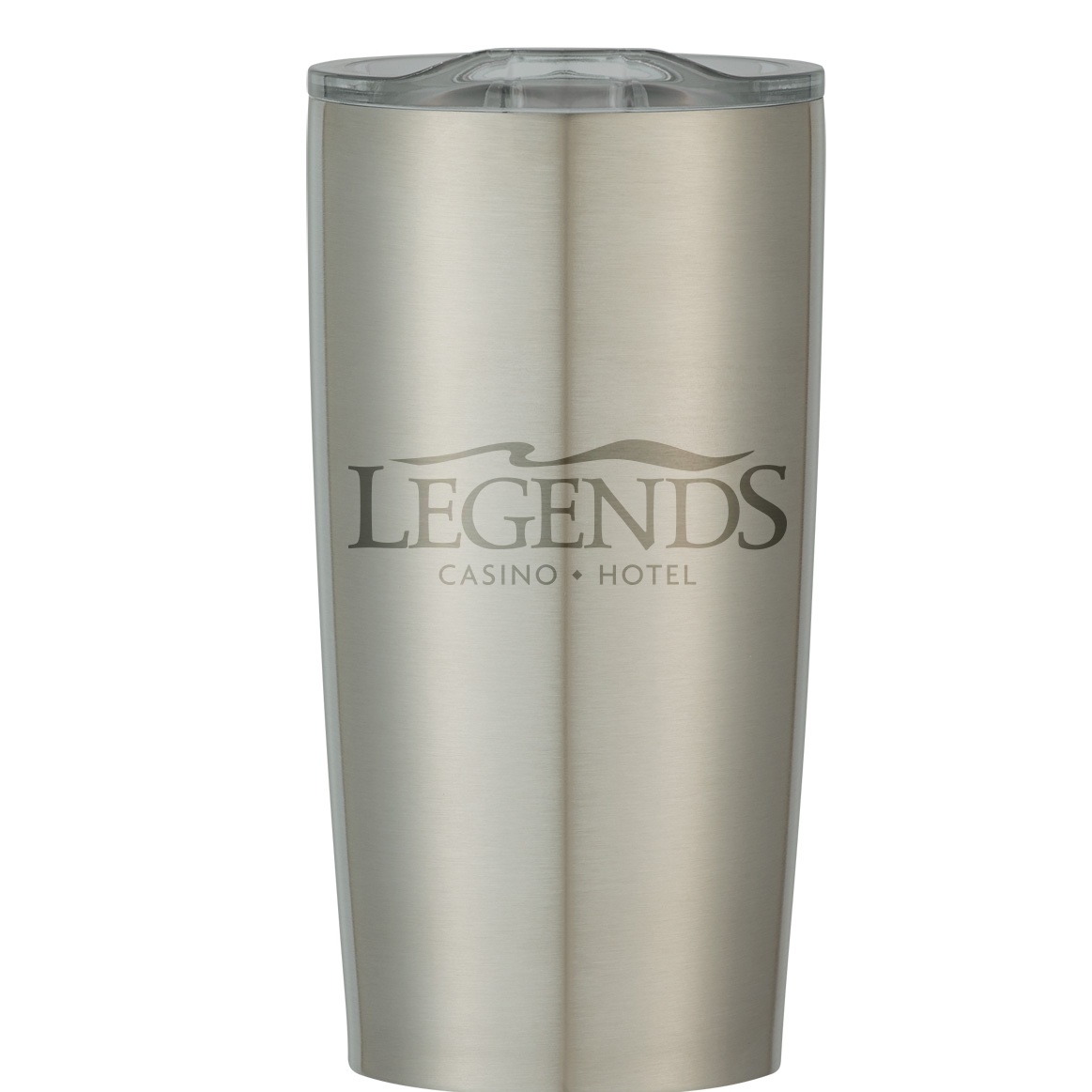 22 OUNCE TUMBLER WITH LASER ENGRAVED LOGO