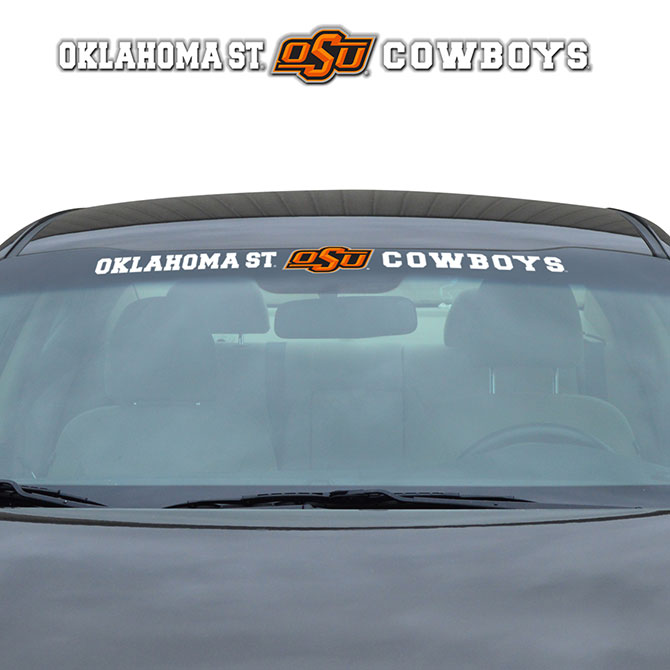 windshield decal