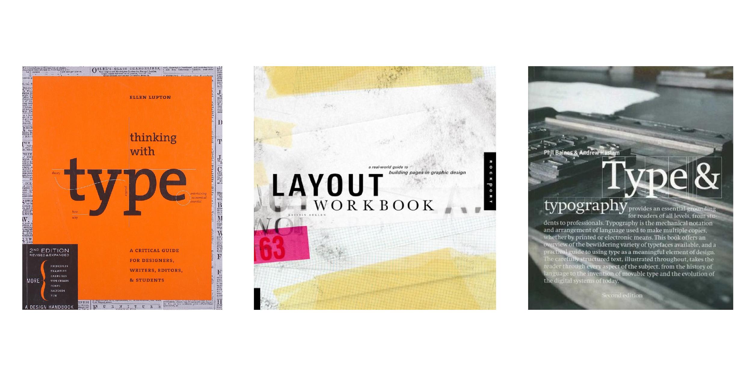 A Designer's Bookshelf // 9 books to read if you're a graphic designer