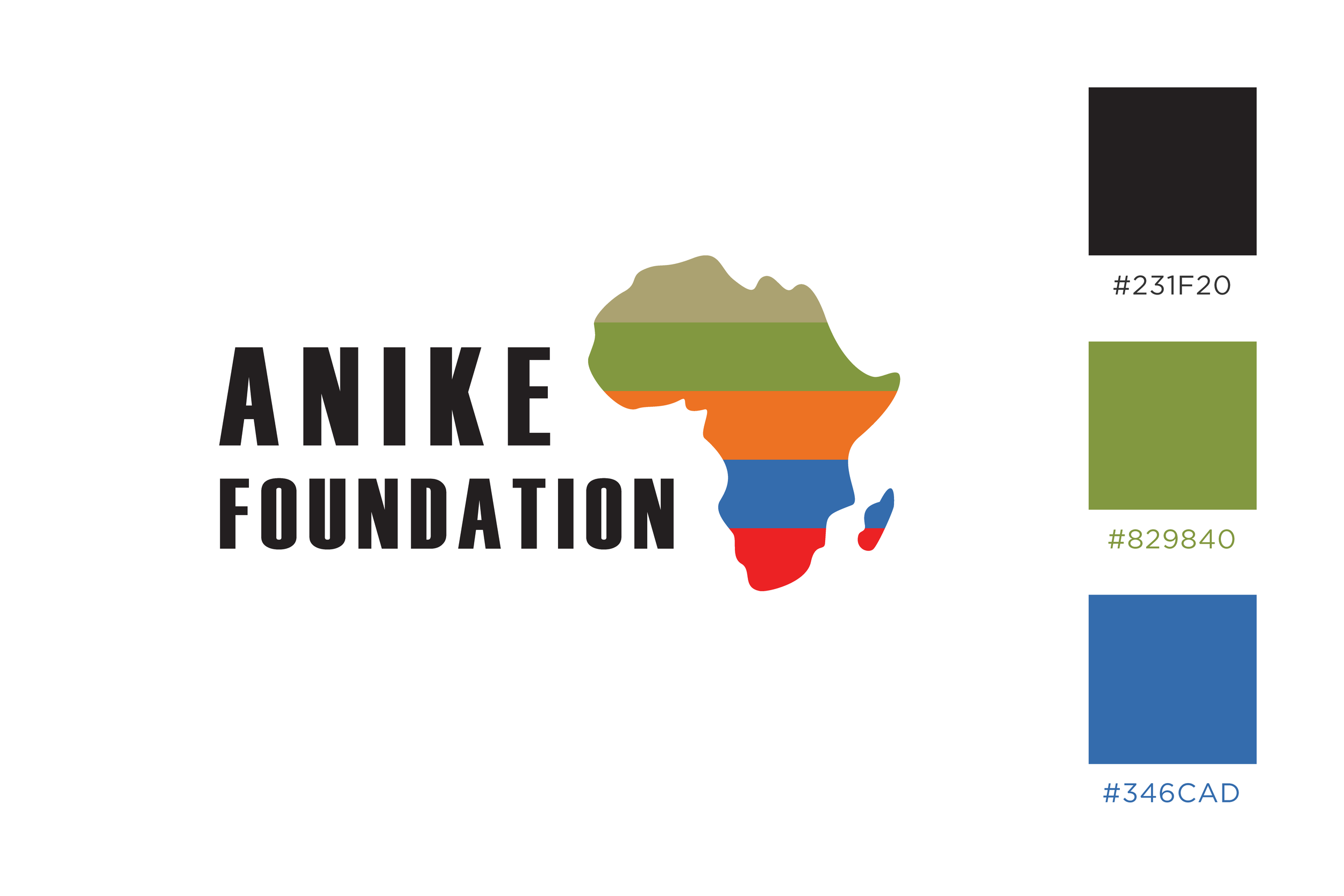 Anike Foundation – Developing Education in Africa.  www.anikefoundation.org