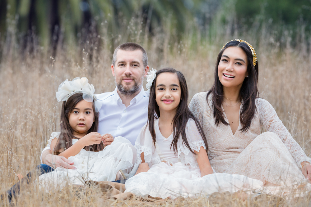 Los Angeles fine art Family photographer