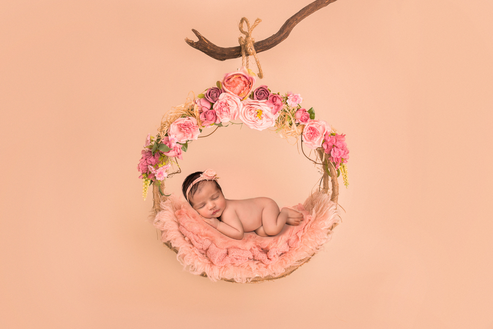 Fine Art Baby Photography