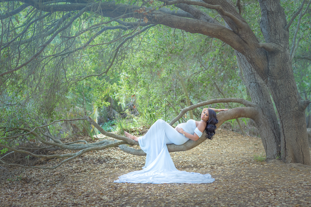 Whimsical Maternity session