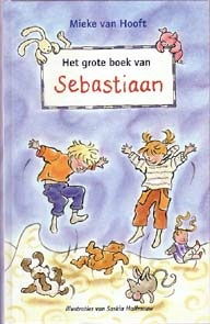 Het grote boek van Sebastiaan