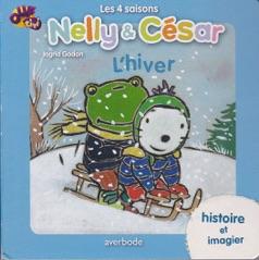 Herfst, winter, lente en zomer van Nellie & Cezar zijn vertaald in het Frans.