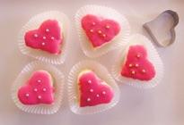 Cakehartjes