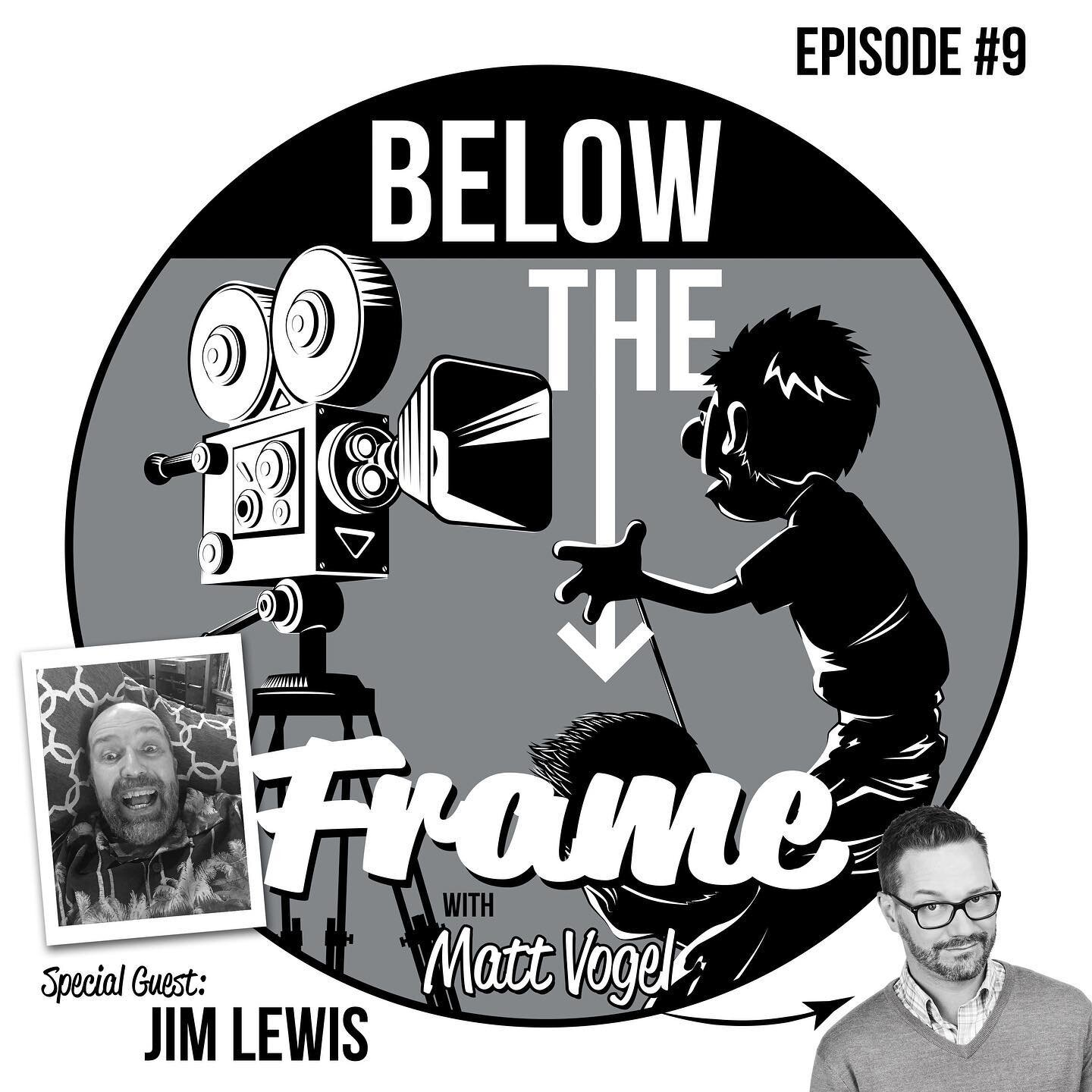 "On this episode of Below the Frame, Matt talks with Muppet writer Jim Lewis about writing for Miss Piggy, collaborating with the Muppet Performers, and his family's funeral home business.  Matt introduces David Rudman who talks about Jerry Nelson and reads a ""Jerry Story"". We also hear a song recorded live at a jam up at Jerry's house on Cape Cod. . . @belowtheframe #muppetperformer #muppets #sesamestreet #podcasts #puppets #puppetry #puppeteer #dreamjob #mattvogel #jimlewis #jimhenson #jerrynelson #davidrudman #scooter #janice #cookiemonster"
