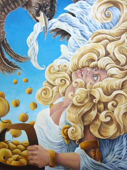 Idun and the Golden Apples