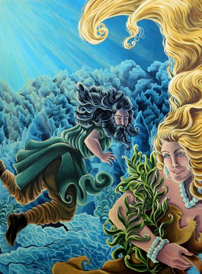 The Gods Underwater Kingdom