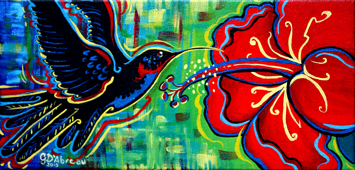Hummingbird Vibration