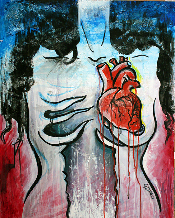 Woman is All Heart