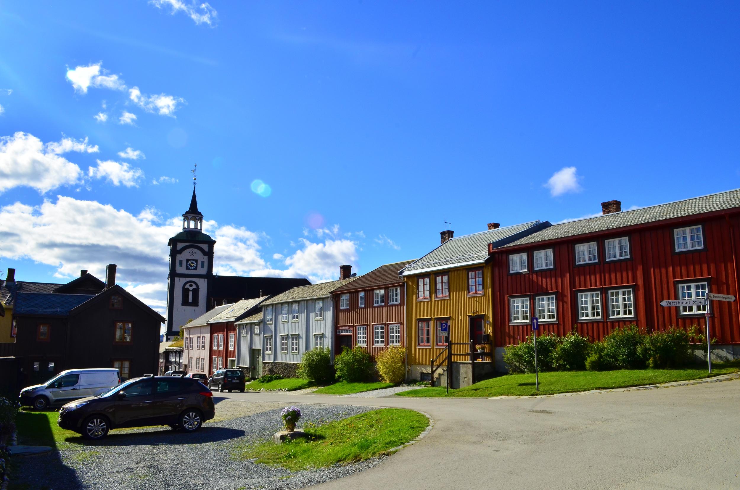 Roros, Norway.