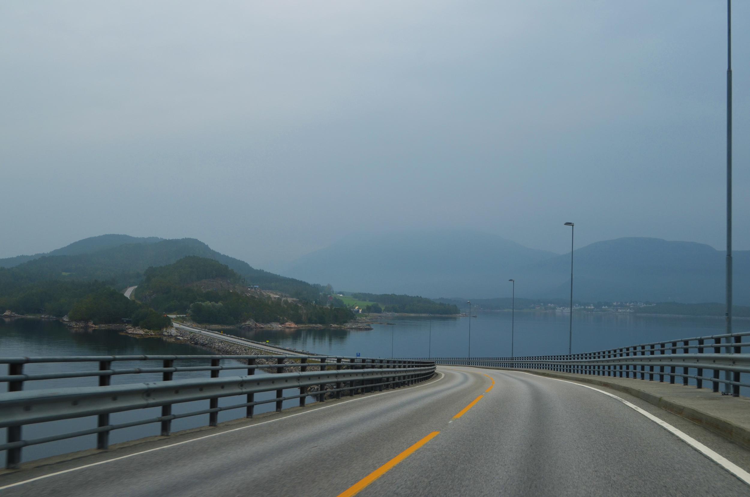 Islands and Bridges, Norway.