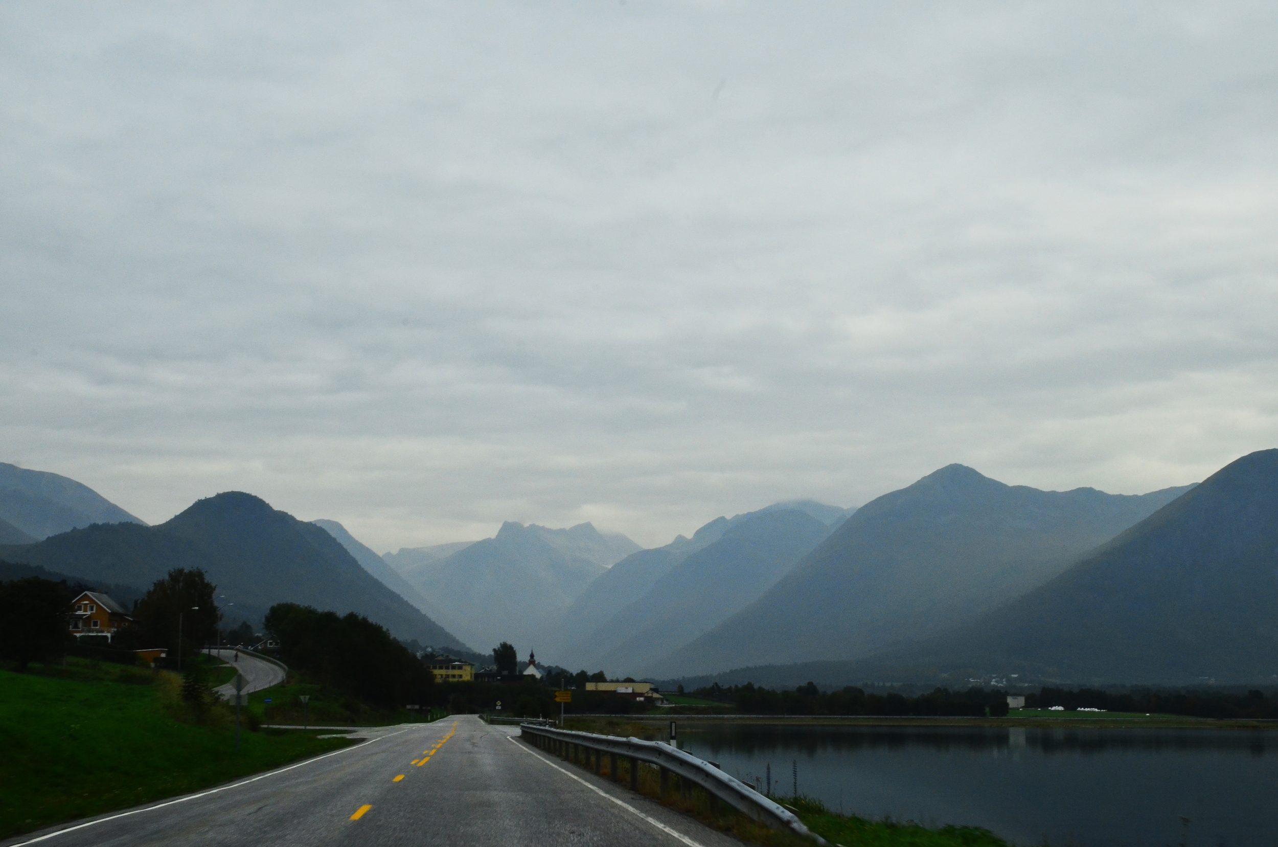 Into the Fjords, Norway.