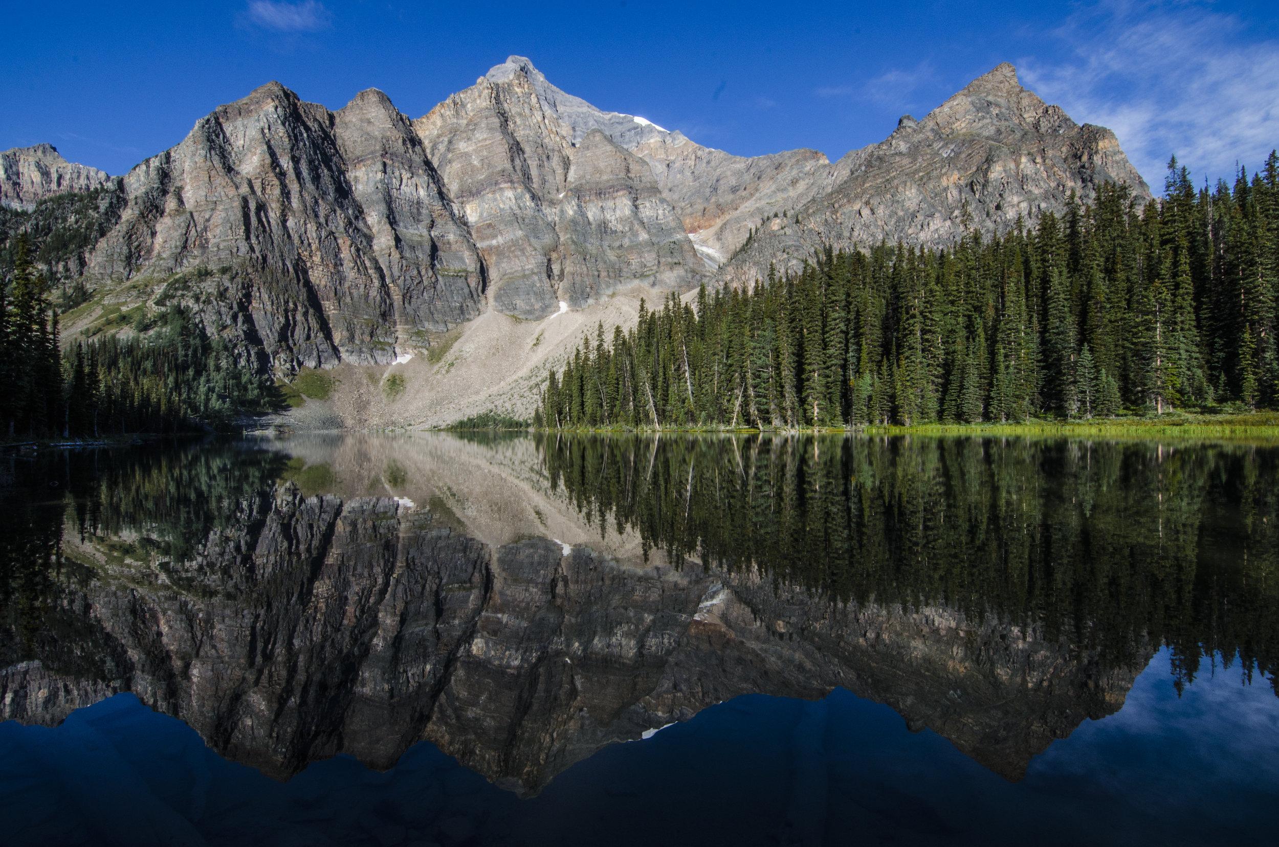 Upper Twin Lake, BNP